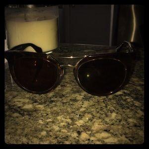 PRADA spr08p sunglasses frame prescription lenses.